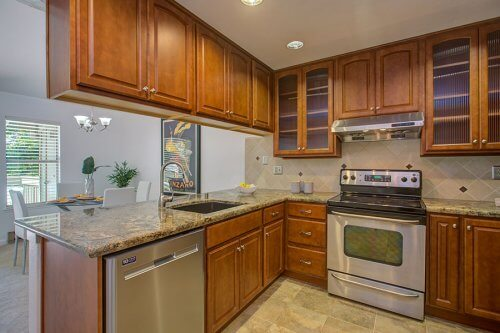 Kitchen - 2258 Almaden Rd Unit B