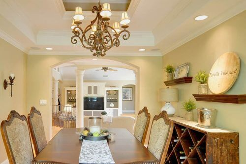 Formal Dining - 1710 Holt Ave