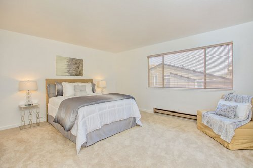 Master Bedroom - 2258 Almaden Rd Unit B