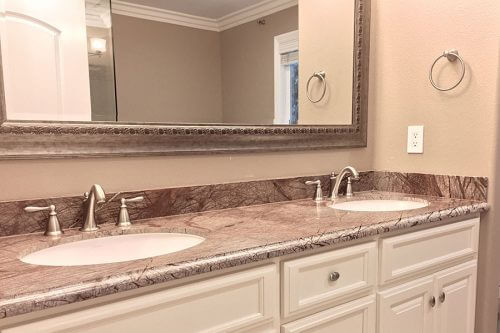 Master Bath - 1721 Askam Lane