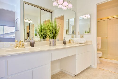 Master Bathroom - 2258 Almaden Rd Unit B