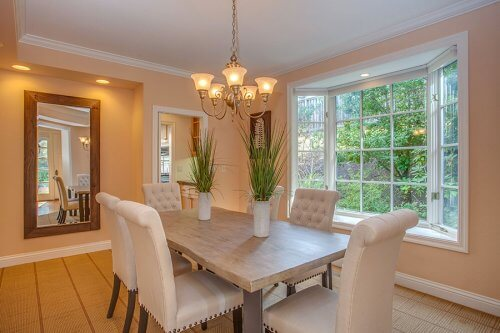 Dining Room - 10465 Madrone Ct