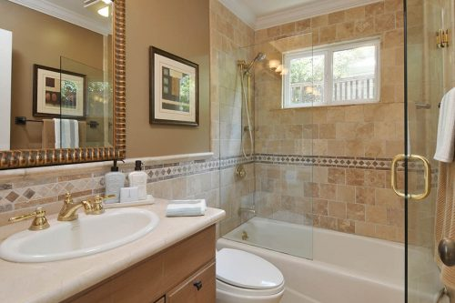 Hall Bath - 1710 Holt Ave
