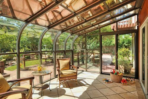Sun Room next to Great Room - 1995 Deodara Dr