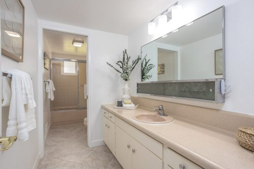 Hall Bathroom - 1117 Robin Way