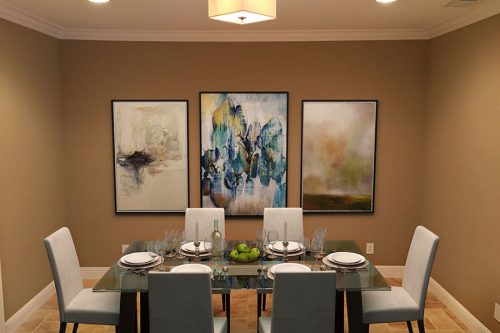 Dining Room - 1721 Askam Lane