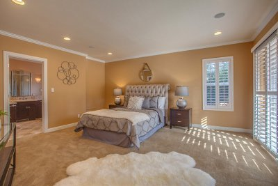 Master Bedroom - 1400 Montclaire Place