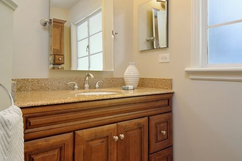Remodeled Hall Bathroom - 5350 Arboretum Dr