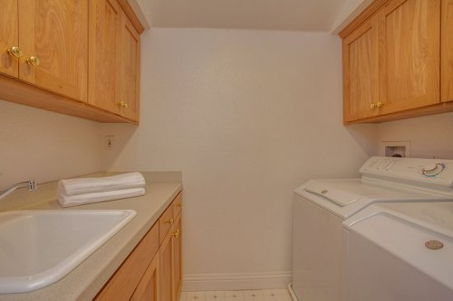 Laundry Room - 10465 Madrone Ct