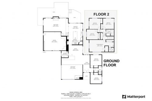 Floorplan 2051 Longden Cir Los Altos