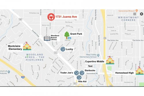 Amenities - 1731 Juarez Ave