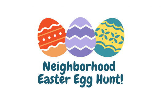 Neighborhood Easter Egg Hunt