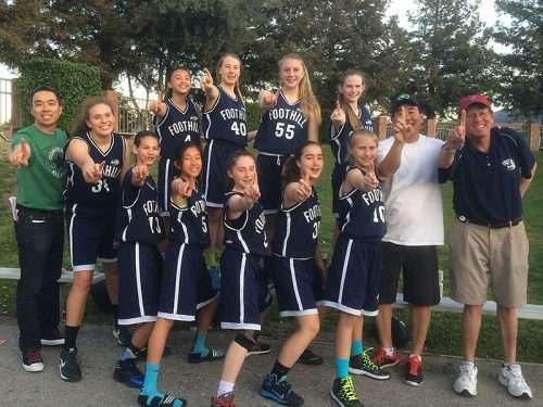 All Star Girls Basketball NJB Nationals