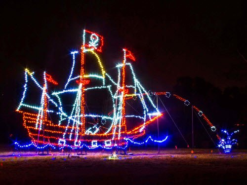 18th Annual Los Gatos Fantasy Of Lights