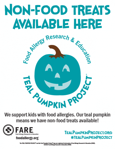 Download Teal Pumpkin Project Presentation